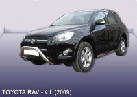 "Кенгурятник ""мини"" ф76 для Toyota Rav-4 Long 2009-"