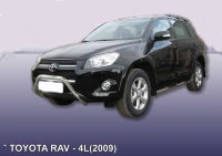 "Кенгурятник ""мини"" ф57 для Toyota Rav-4 Long 2009-"