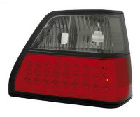 VW Golf II LED Crystal/ Red/ Smoke