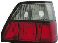 VW Golf II Crystal/ Red/ Smoke