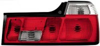 BMW E32 87-94 7 Series Red/ Crystal